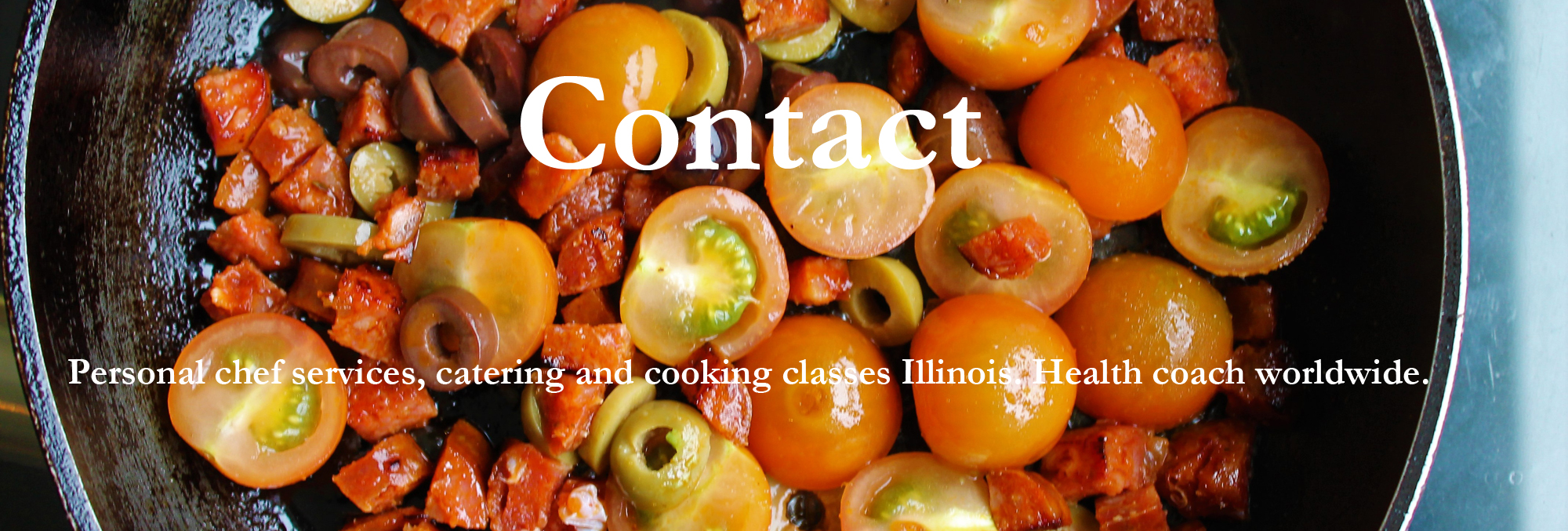 Stephen Byrne Personal Chef Chicago