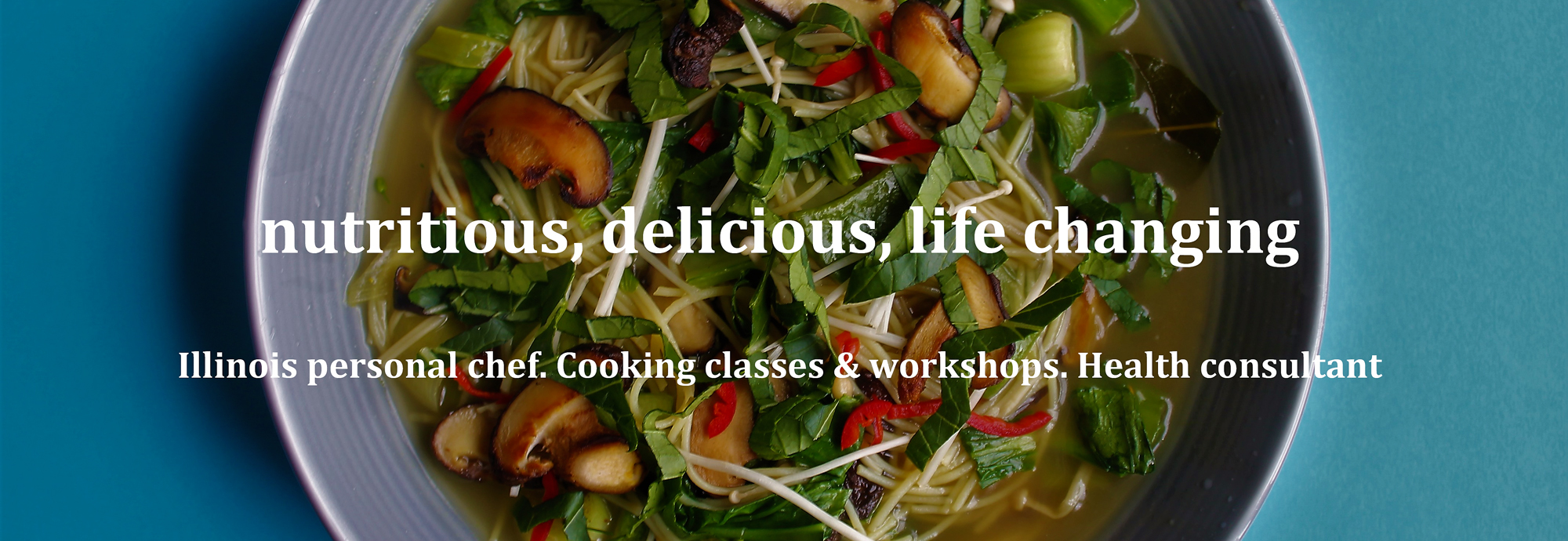 Healthy Vegan Cooking Classes Chicago Illinois