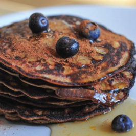 Super Tasty Healthy Light Flourless Pancakes